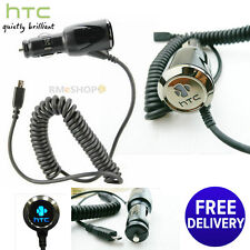 Genuine HTC in Car Charger For HTC One M9 M8S M8 M7 A9 Desire Max Mini XL X SV