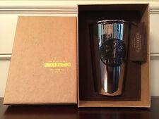 Starbucks 2016 Pike Place Silver Chrome Travel Coffee Mug 12 oz - BNIB