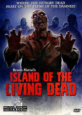 Island of the Living Dead (DVD, 2015)