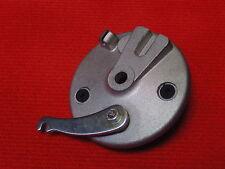 Bremsteller Bremsplatte Bremslasche Alu KTM Hobby Foxi vorne Mofa original Neu