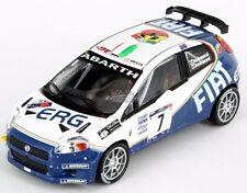 Fiat Punto S2000 Andreucci - Andreussi Rally 1000 Miglia 2006 1:43
