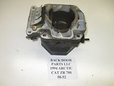 ARCTIC CAT 1994 ZR 700 SNOWMOBILE CYLINDER & PISTON MOTOR ENGINE 58-52