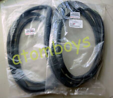 Mercedes Benz W202 C220 C36 C230 C280 4 DOOR SEAL RUBBER WEATHERSTRIP 94 95 96