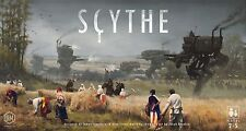 Scythe Board Game - Stonemaier - NEW Factory Sealed