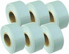 "1"" x 8 YARDS MINI ROLLS GAFFERS TAPE - 6 PACK - GREY"