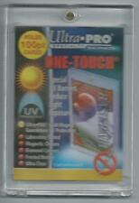 (5) Ultra Pro 100pt One-Touch Magnetic Card Holders - UV Protected - BRAND NEW