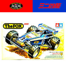TAMIYA 1/32 Mini 4WD Series NO.3 THE FOX Jr. #18003 Racing Mini Yonku 1986 Rare