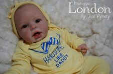 Reborn Vinyl Doll Kit LONDON by Jen Printy