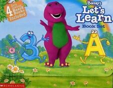 Barney's Let's Learn: Book Set