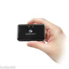 Zebronics Blue Connect Audio Receiver,lets you add bluetooth to any audiodevice