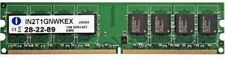 Integral 1GB DDR2 667Mhz PC2-5300 RAM 240-Pin Non-ECC DIMM Desktop Memory Mac PC