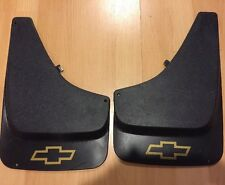 Chevy Mud Flaps (set Of 2)