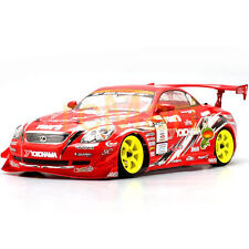 Yokomo Drift Body Droop Yamasa Yokohama SC430 EP 1:10 RC Cars On Road #SD-430BS