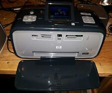 HP Photosmart A617 Digital Photo Inkjet Printer needs ink comes with power cable