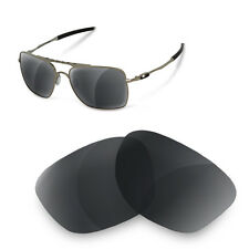 Polarized Replacement Lenses for Oakley deviation black iridium color