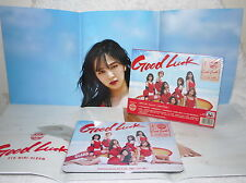 AOA Mini Album Vol.4 Good Luck Week Taiwan CD+MOUSE PAD+poster (Ace of Angel)