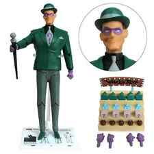 """DC Comics ~ THE RIDDLER  #14 ~ The Animated Series ~ 6"""" Action Figure"""
