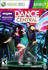 Dance Central (Microsoft Xbox 360, 2010) Game Kinect Sensor Sold Separately