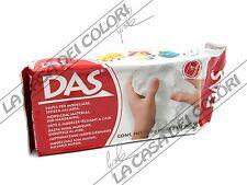 DAS - 0,5 KG - BIANCO - PASTA MODELLABILE
