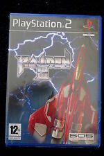 PS2 : RAIDEN III 3 - Nuovo, risigillato ! Finalmente in 3D !