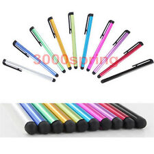 10x Metal Universal Stylus Touch Screen Pen For iPhone 5S 5G 4S iPod iPad air 2