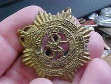 Awesome Canada Canadian Army Service Corps Military WWII Pin Badge (14B1)