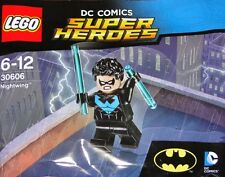 LEGO Super Heroes Nightwing MiniFigure 30606 Polybag new sealed