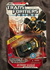 Transformers Prime Robots In Disguise Shadow Strike Bumblebee