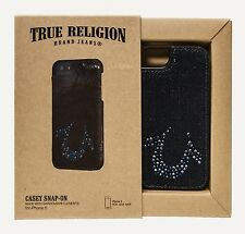 TRUE RELIGION IPHONE 5 CASE WITH SWAROVSKI ELEMENTS
