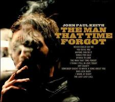 John Paul Keith -The Man That Time Forgot CD 2011 Digipak VERY GOOD Cheap!