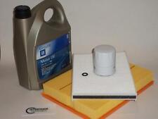 Filtersatz Inspektionspaket Opel Astra J 2.0 CDTI