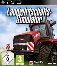 Playstation 3 Landwirtschafts Simulator  Deutsch Sehr guter Zustand
