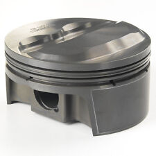 """Mahle 930207540 Piston Kit; PowerPak Forged Dome 4.040"""" Bore for Chevy 350 SBC"""