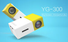 LumiPro Mini LED Projector - YG 300