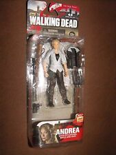 ANDREA SERIES 4 the WALKING DEAD AMC FIGURE NEW FACTORY SEALED L@@K