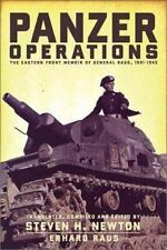 Panzer Operations : The Eastern Front Memoir of General Raus, 1941-1945 by...