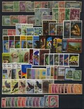 New Zealand MNH 1940 - 1982 Collection Incl Specimens