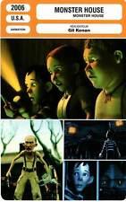 FICHE CINEMA : MONSTER HOUSE - Musso,Lerner,Locke,Kenan 2006
