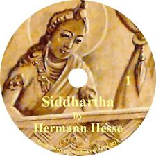 Siddhartha Hermann Hesse Audiobook unabridged English Literature 1 MP3 CD
