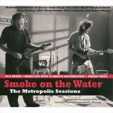 Smoke on the Water: Metropolis Sessions by Various Artists (Australian Pressing)