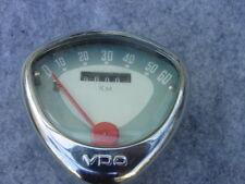 Bonanzarad VDO Tacho ca.1970 20 Zoll Käseecke 0 km, mint, Zustand perfekt- Nr.2