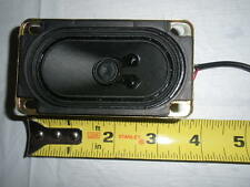 "VINTAGE Sanyo S0509J08A 6 OHM 1 W 5BHT TWO-WAY 3.5"" x 2""  Speaker for RADIO TV"