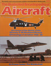 Aircraft Issue 173 Sikorsky S-58 & Westland Wessex cutaway drawing