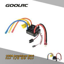 New GoolRC 120A 2~6S LiPo Battery Sensored Electronic Speed Controller ESC B6Y7