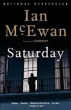 Saturday by Ian McEwan (2006, Paperback)