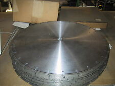 "Two 12"" Diamond Blade High Speed Hand Saw Dry Cut Concrete"