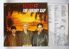 Heaven 17 The Luxury Gap GER LP 1983 + Innerbag Synthpop Human League