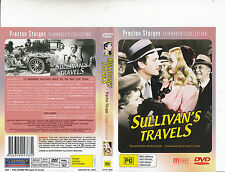 Sullivan's Travels-1941-Joel McCrea-Movie-DVD