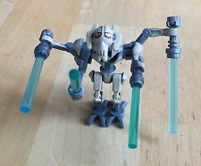 LEGO Star Wars General Grievous Sith Kaleesh Klonkrieg Cyborg Minifigure Custom