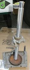 Astronomy Mechanical Part Steam Punk Actuator Assembly-Turbine Spoiler Upcycle